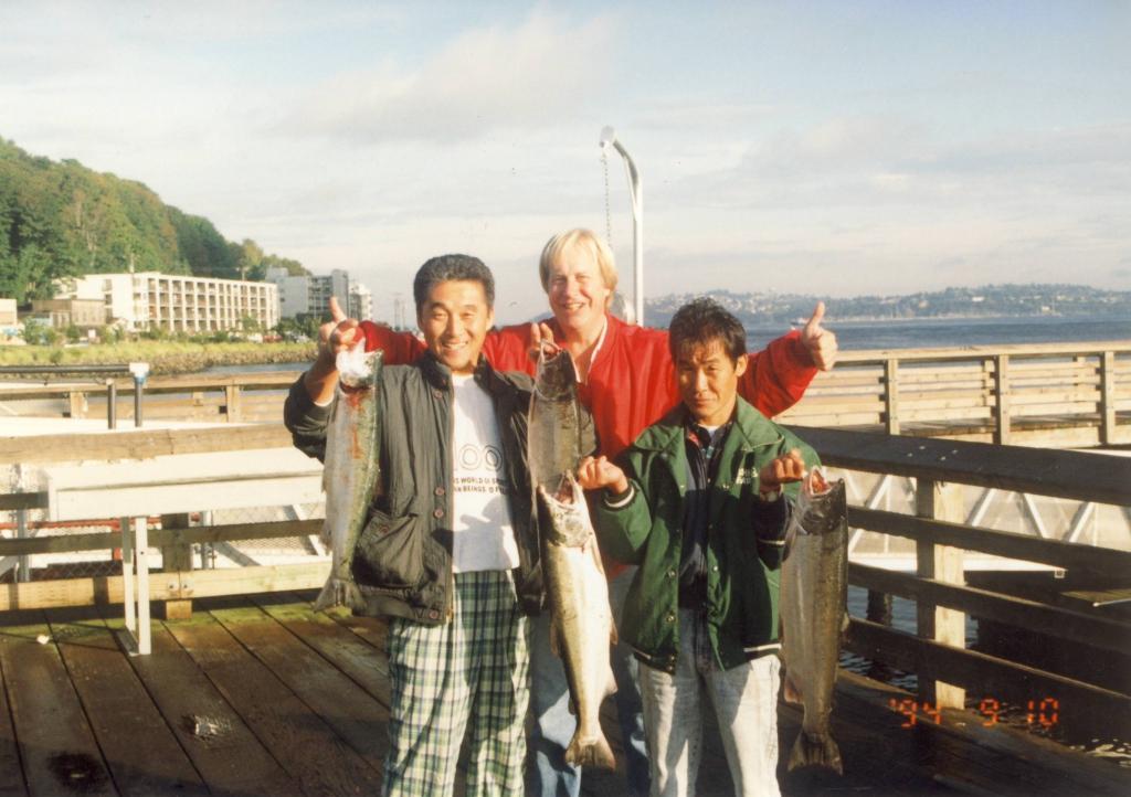 Salmon Slayer