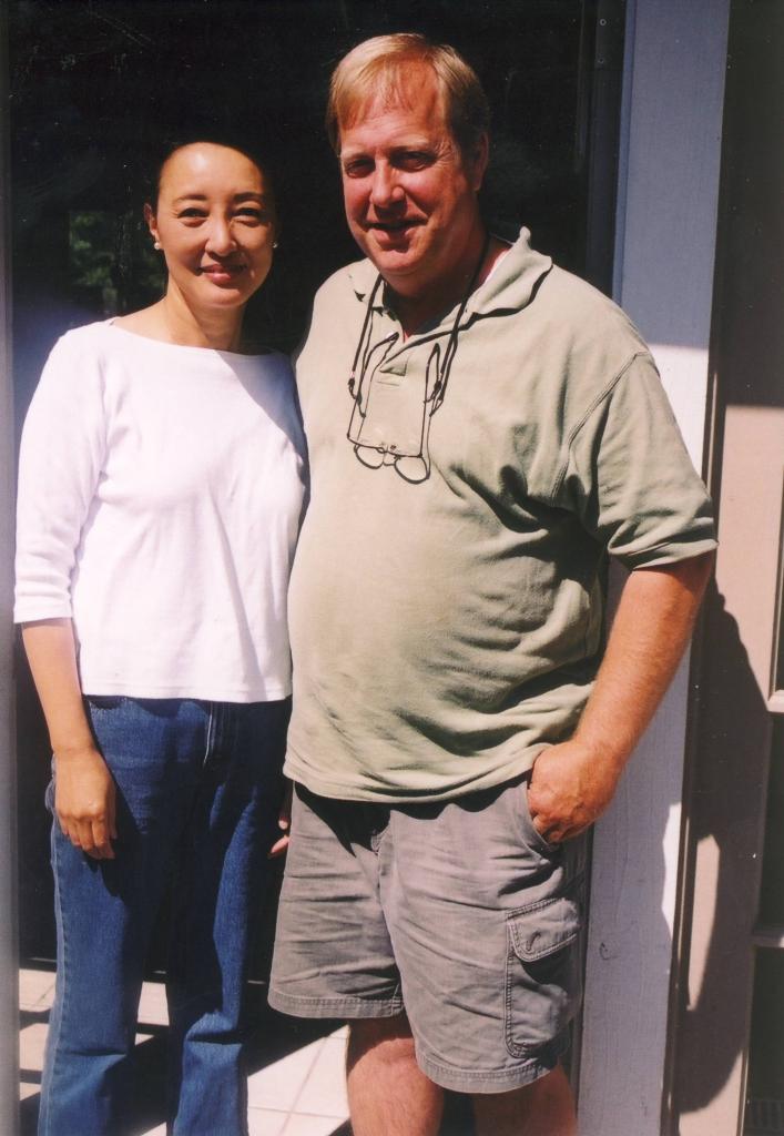 Joel & Cathy Burkard