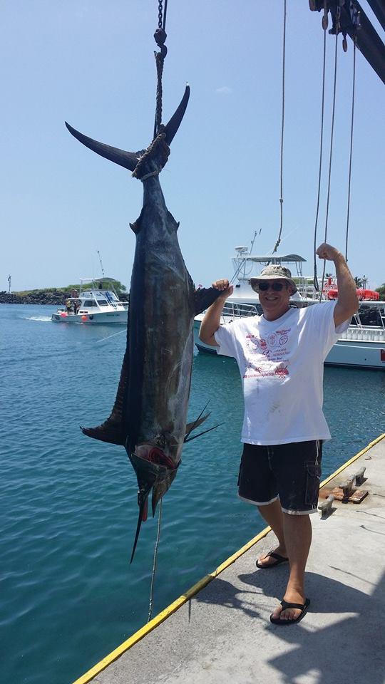 The big catch!