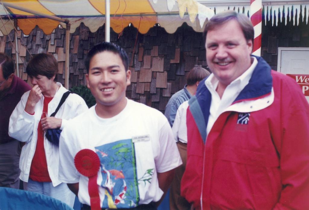Kentaro Sakai, Larry Christiansen